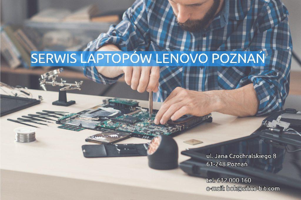 Serwis laptopów Lenovo Poznań